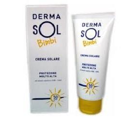 Dermasol crema solare per bambini FSP 50+