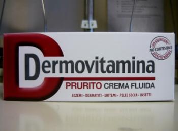 DERMOVITAMINA PRURITO CREMA FLUIDA