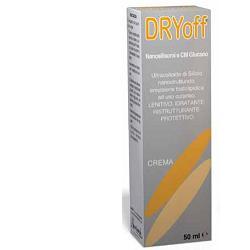 DryOff crema, ripristina ed incrementa l'idratazione cutanea