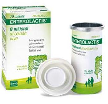 Enterolactis 20 capsule - Probiotico