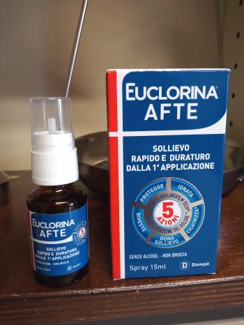 Euclorina Afte Spray