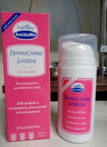Euphidra Amidomio Dermo Crema Lenitiva