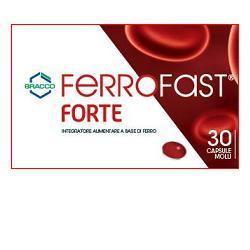 FERROFAST FORTE capsule molli