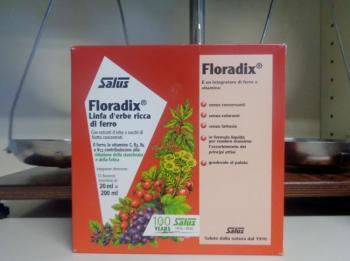 Floradix Feffo fiale, integratore alimentare di ferro