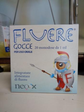 Fluere Gocce fiale monodose