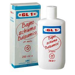 GL1 bagnoschiuma balsamico rilassante 250ml