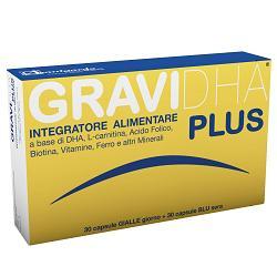 GRAVIDHA PLUS, integratore per la gravidanza