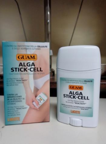 Guam alga stick cell 75ml, le alghe contro la cellulite in stick