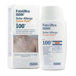ISDIN Ultra Solar Allergy Fluid 50 ml