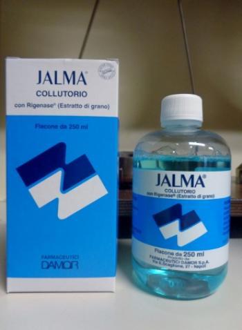 JALMA colluttorio detergente della mucosa orale