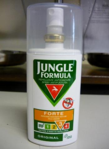 Jungle Formula Forte Spray Antizanzare
