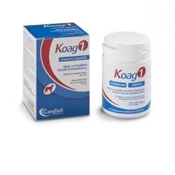 Koag 1 Vitamina K1 per cani in 20 compresse appetibili
