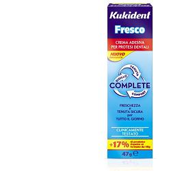 KUKIDENT FRESCO crema adesiva per protesi 47g