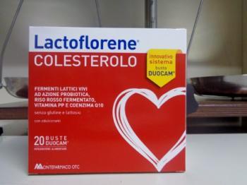 Lactoflorene Colesterolo 20 bustine