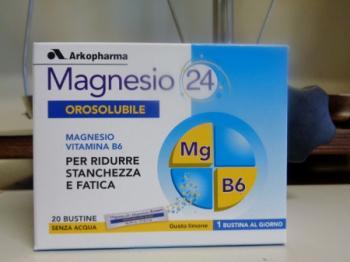 Magnesio 24 Orosolubile Arkopharm