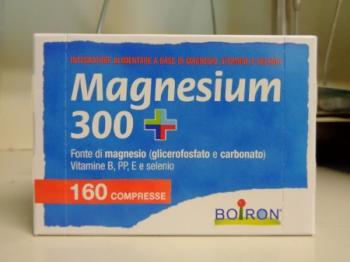 Magnesium 300 + compresse