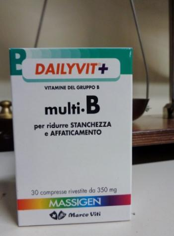 Massigen Dailyvit+ Multi-B compresse