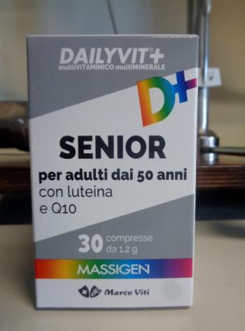 Massigen DAILYVIT+ Senior compresse