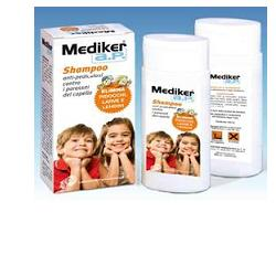MEDIKER shampoo anti pediculosi 100ml