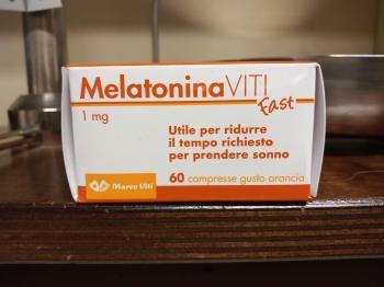 Melatonina Viti Fast 60 compresse