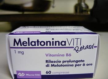 Melatonina Viti Retard 60 compresse