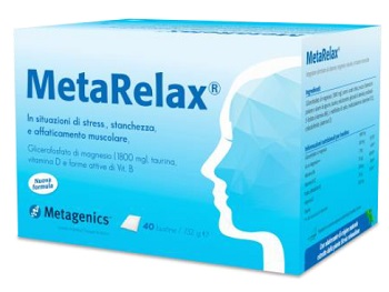 Metarelax New 40 bustine