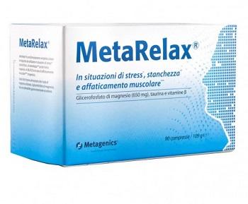 Metarelax New 90 compresse