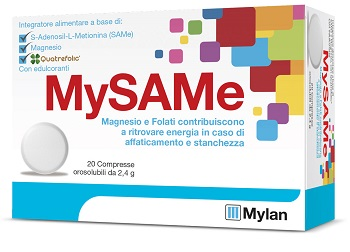 MySame compresse con Ademetionina