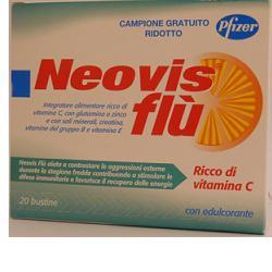 NEOVIS FLU bustine, contro le aggressioni dell'inverno