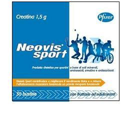 NEOVIS SPORT, migliora il rendimento fisico. BUSTINE