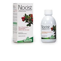 Nocist succo Cranberry ed Acerola, benessere delle vie urinarie