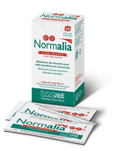 Normalia 10 stick orali