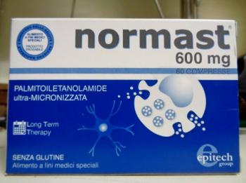 Normast 60 compresse da 600 mg a base di Pea Pura