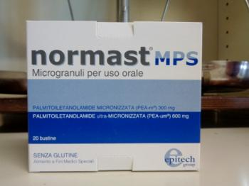 Normast MPS microgranuli sublinguali bustine