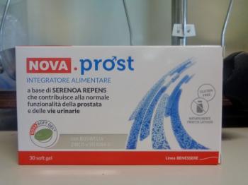 NOVA Prost capsule integratore per la Prostata