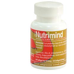 NUTRIMIND capsule SOFTGEL, olio ricco in acidi grassi essenziali