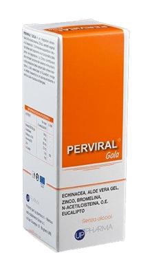 Perviral Gola Spray Orale