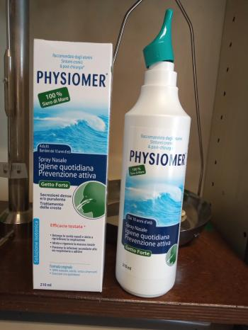 Physiomer Spray Nasale Getto Forte