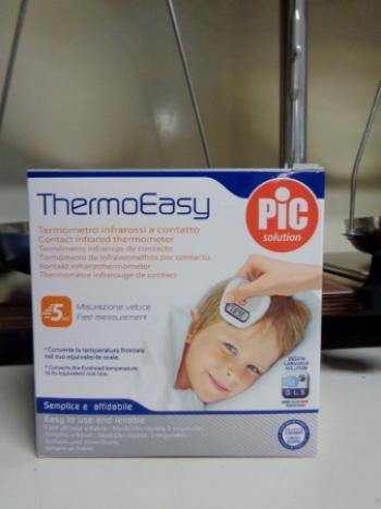 PIC Termometro frontale a raggi infrarossi ThermoEasy