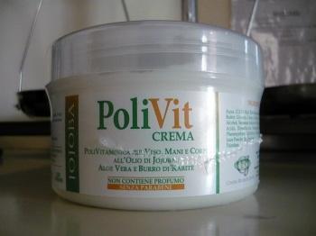 Polivit crema polivitaminica con Olio di Jojoba 500 ml