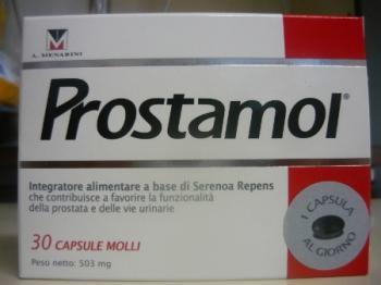 PROSTAMOL 30 capsule Integratore per i disturbi prostatatici