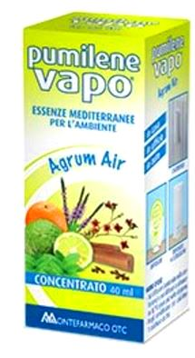 Pumilene Vapo Agrum Air Concentrato