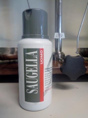 Saugella Detergente Uomo 200 ml