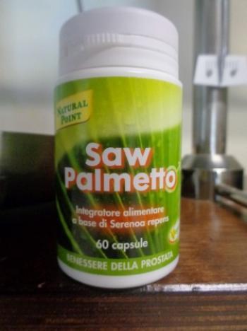 Saw Palmetto capsule