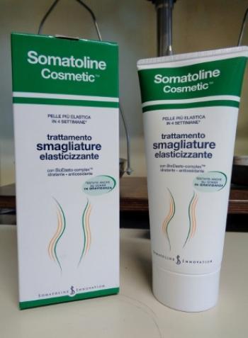 Somatoline Cosmetic Crema contro le Smagliature