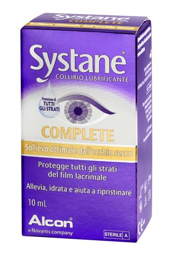 Systane Complete Collirio Lubrificante