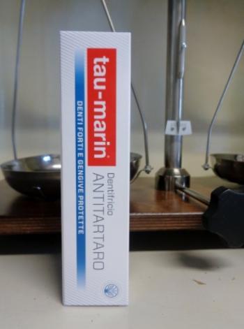 Tau-Marin dentifricio anti tartaro