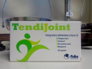 Tendijoint 30 capsule, integratore per i tendini