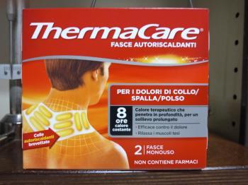 Thermacare Collo-Spalla-Polso 2 fasce autoriscaldanti
