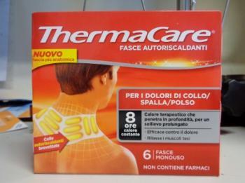 Thermacare Collo-Spalla-Polso 6 fasce autoriscaldanti